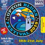 Blues Festival Programme